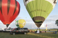 Festiwal Balonów na Wyspie Sobieszewskiej