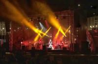 Kazik na koncercie w Gdyni