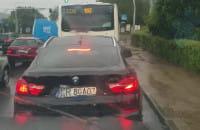 Kierowca MPK łamie przepisy
