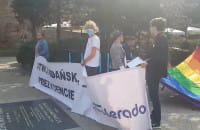 "Manifestacja pod hasłem ""Twój Gdańsk, Prezydencie"""