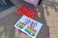 Manifestacja Twój Gdańsk, prezydencie