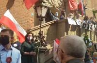 Kontrmanifestacja władz Gdańska