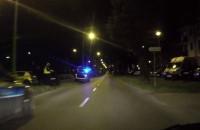 Wypadek na wjeździe do Gdyni