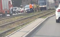 Odblokowano torowisko przy przystanku Żabi...