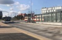 Autobus 101 w gdyńskich barwach w Gdańsku
