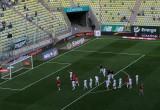 Lechia Gdańsk - Stal Mielec 4:2. Podziękowanie po meczu