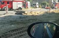Wypadek w Sopocie, al. Niepodległości