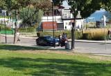 Kierowca prezydenta parkuje w niedozwolonym miejscu