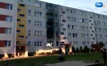 Pożar na Wejhera ugaszony