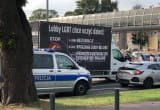 Ciężarówka anty LGBT we Wrzeszczu