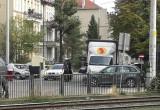 Zatrzymanie ciężarówki anty LGBT przez policję