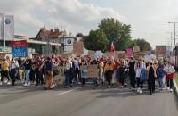 Młodzieżowy Strajk Klimatyczny przeszedł ulicami Wrzeszcza