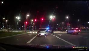 """Pijany 19-latek uciekał autem """"na minuty"""""""