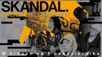 Skandal. Ewenement Molesty - zwiastun