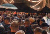 Gigantyczne kolejki na zamknięcie sezonu ulicy Elektryków i Stoczni