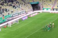 Lechia Gdańsk - Podbeskidzie 4:0. Radość po meczu