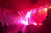 Roztańczona publiczność na koncercie Rojka
