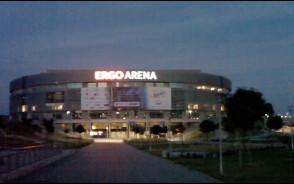 Oświetlenie boiska i skateparku przy Ergo Arenie
