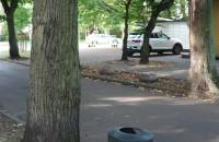 Sopot: kamienie przeciwko rozjeżdżaniu trawników