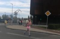 Półmaraton Gdańsk, oryginalny biegacz