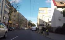 Interwencja policji na Warszawskiej