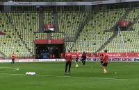 Reprezentacja Polski na Stadionie Energa Gdańsk