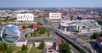 GRAVIS - Nowoczesne biura na wynajem w Centrum Gdańska