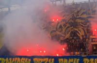 Arka Gdynia - ŁKS Łódź 0:0. Race