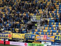 Arka Gdynia - ŁKS Łódź 0:0. Oświadczyny