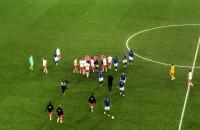 Polska Włochy 0:0. Podziękowania po meczu