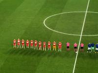 Polska-Włochy 0:0. Hymn