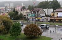Radiowozy pędzą na bombach przez Gdynię