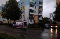 Strażacy wezwani do pomocy medycznej na Zaspie