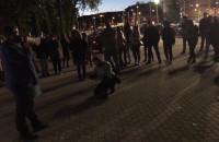 Protest gastronomików z Gdyni