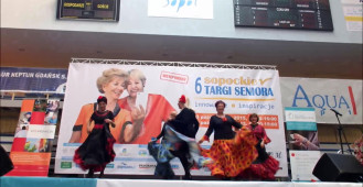 Taniec hiszpański