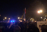 Trwa protest kobiet także na Targu Drzewnym w Gdańsku
