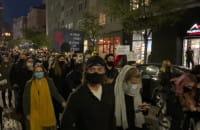 Trwa protest w Gdyni