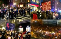 Tłumy protestujących w Gdańsku i Gdyni. Filmy czytelników