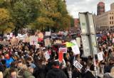 """Protest """"To jest wojna!"""" w Gdańsku"""