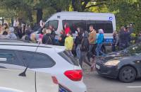 Na Hucisku ruszyła demonstracja ws. praw kobiet