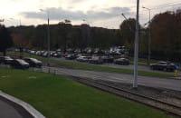 Ruszyły auta, które biorą udział w proteście w Gdańsku
