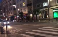 Klaksoniada w centrum Gdyni