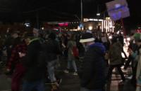 Marsz ruszył spod KMP w stronę Huciska