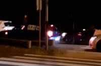 W Gdyni protest kierowców w obronie praw kobiet