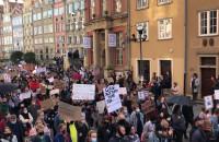 Marsz ruszył Długą pod ECS