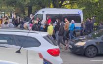 Na Hucisku ruszyła demonstracja ws. praw...