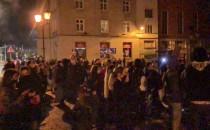 Kolejny marsz pod siedzibę PiS w Gdańsku