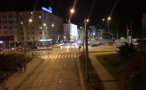 Centrum Gdyni totalnie zakorkowane
