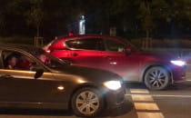 Strajk samochodowy w Sopocie