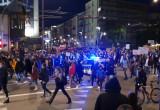 Protesty w centrum Gdyni